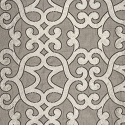 Amboise Linen Zinc