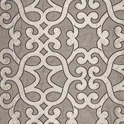 Amboise Linen Zinc